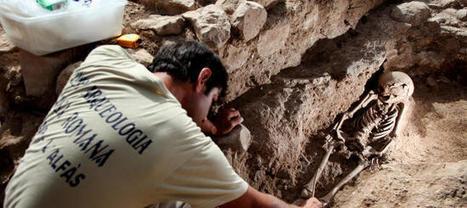 20 Jóvenes de cuatro países ayudarán a restaurar la Villa Romana de l'Albir | LVDVS CHIRONIS 3.0 | Scoop.it