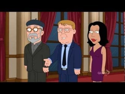 Alan Bennett Played Himself On Family Guy, Slamming Regional Theatres | Animation News | Scoop.it