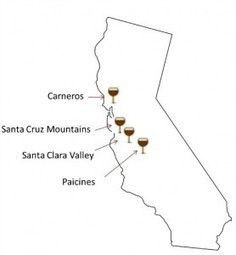 Our Favorite American Viticultural Areas (AVAs) - | Wine Tasting Tips from Villa del Monte Winery | Scoop.it