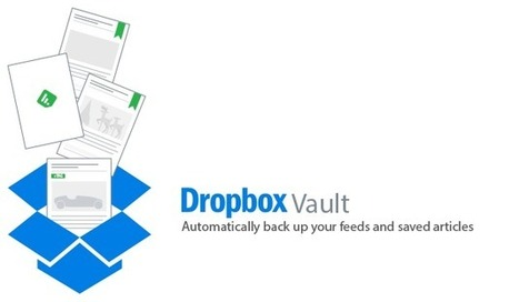 Feedly Pro: Back up your feedly to Dropbox | RSS Circus : veille stratégique, intelligence économique, curation, publication, Web 2.0 | Scoop.it