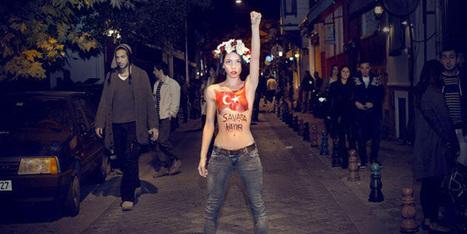 Femen ouvre un QG en Turquie : un échec annoncé ? - Terrafemina | Femen | Scoop.it