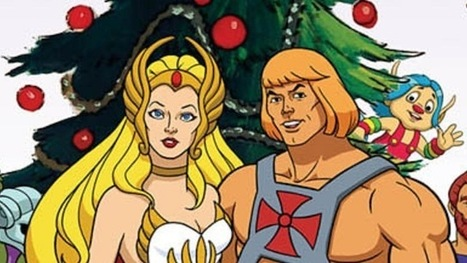 The theologically confusing nightmare that is the He-Man & She-Ra Christmas Special   Animation News   Scoop.it
