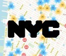 Made In New York Digital Map | cartography & mapping | Scoop.it
