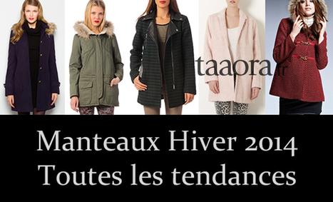 Manteaux Automne-Hiver 2013-2014 | ♥Inspiration, coups de coeur & creation♥ | Scoop.it