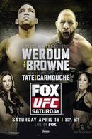 UFC on Fox: Werdum vs. Browne | Watch All Movies HD Free Online 2014 | Scoop.it