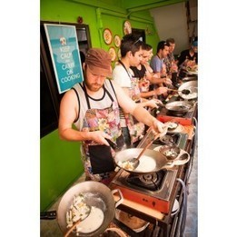Cooking Class at Silom Thai Cooking School | Discover amazing Thailand | Scoop.it