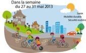 Du 27 au 31 mai : Journée nationale du vélo à l'école | Points Environnement Conseil | Scoop.it