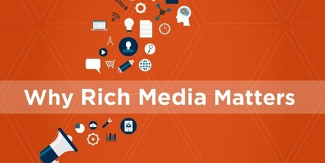Why Rich Media Matters For Learning And Development - eLearning Industry | Mobilization of Learning | Scoop.it