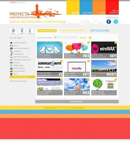Plataforma Proyecta | Educacion, ecologia y TIC | Scoop.it