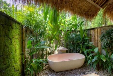 Salle de bain design, salle de bain extérieure | IMMOBILIER 2015 | Scoop.it