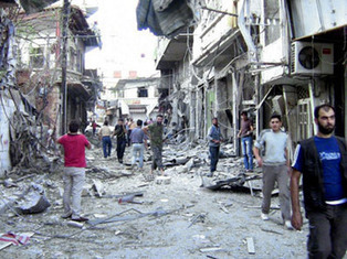 #Syria: Clashes erupt near #UN observers' hotel in #Damascus – #RT report   From Tahrir Square   Scoop.it