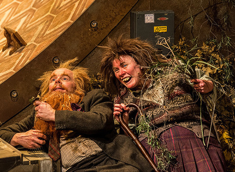 Enda Walsh brings Roald Dahl's The Twits to life in 'mischievous' stage adaptation | The Irish Literary Times | Scoop.it