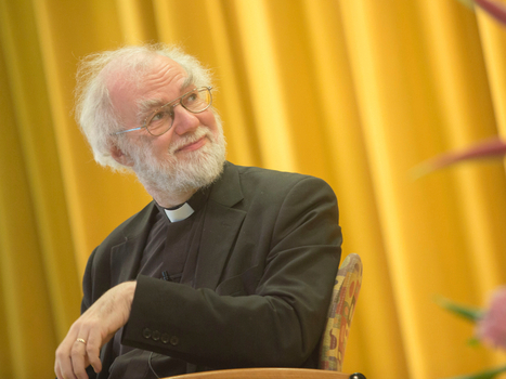 At Harvard, Rowan Williams lectures on the paradoxes of empathy | Harvard Magazine | Start Empathy | Scoop.it