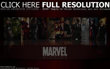 Free Marvel HD Wallpapers Game #4333 Wallpaper | gamejetz.com | gamesjetz | Scoop.it
