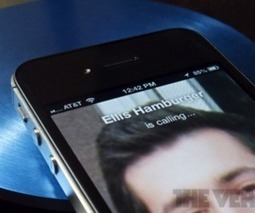 Facebook launches free calling for all iPhone users in the US | Everything Facebook | Scoop.it