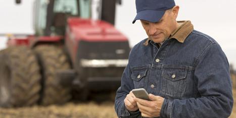 Le Salon est fini? Il continue sur les réseaux sociaux!   Information Technologies for Agriculture   Scoop.it