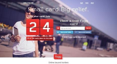 Fogg Mobile - bli testpilot och surfa gratis utomlands och i Sverige | Prylkoll Extra | Scoop.it