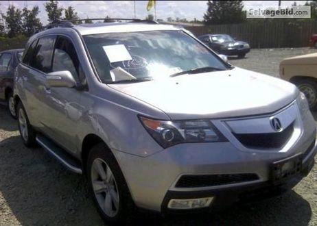 2010 ACURA Mdx | Online Auto Auction | Scoop.it