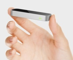 Leap Motion gesture control technology on New Asus PCs | the Verge | Robohub | Scoop.it