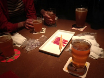 """Kyoto Japon / Miso journal: Bar à bière """"Bakujun""""   Belgian beer consumption: France-Japan   Scoop.it"""