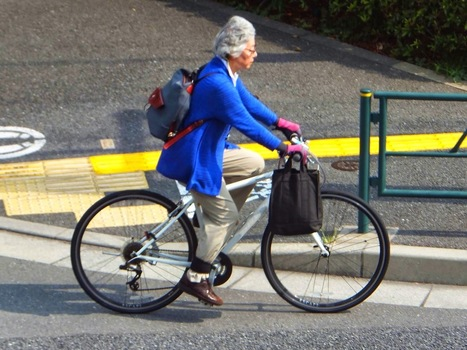 Japan's Cycling Seniors   Tokyo By Bike - Cycling News & Information from Japan   Tokyo By Bike   Scoop.it