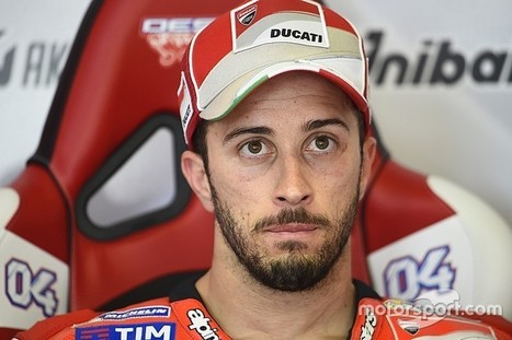 Ducati needs a change of approach - Dovizioso | Ductalk Ducati News | Scoop.it