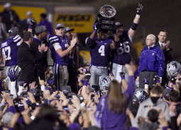 Collin Klein powers Cats to a Big 12 title - KansasCity.com | All Things Wildcats | Scoop.it