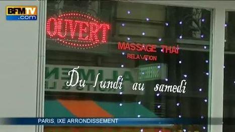 Paris: La prolifération des salons de massage crispe élus et commerçants du 9e arrondissement | Hygiène Plus | Scoop.it