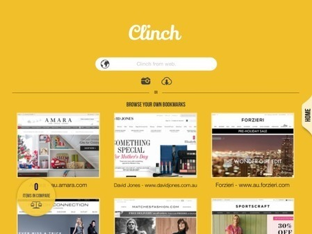 Reviewing Clinch, the App All Online Shoppers Have Been Waiting For | Mobile Commerce and Shopping | Scoop.it