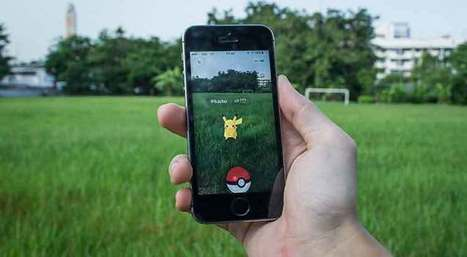 Pokémon Go is Pushing Businesses to Revisit Their Marketing Calendar   Gaming   Scoop.it