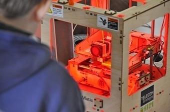 A propos de La Fabrication numérique | medianumériques | Scoop.it