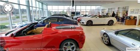Virtuele tour auto garage | Virtuele tour | Scoop.it