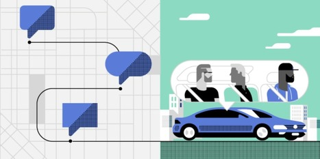How Uber Is 'Speaking Human' In This Recent Email to Customers | Marketing Stats and Insights | Scoop.it
