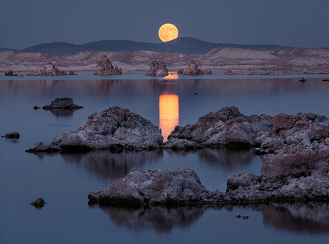 15 Breathtaking Photos of the Moon and Starry Night Sky ...   Inspirational Photography to DHP   Scoop.it