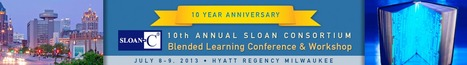 Streamed Sessions | The Sloan Consortium | Quality assurance of eLearning | Scoop.it