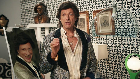 Tim & Eric's Awesome New GE Ad Stars Jeff Goldblum, Great Job!   Branded Entertainment & Extended Commercial Avenues   Scoop.it