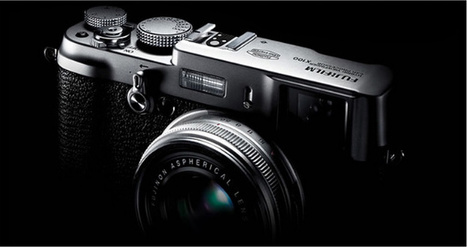 Fuji sold one hundred thousand X100 cameras! | Photography Gear News | Scoop.it