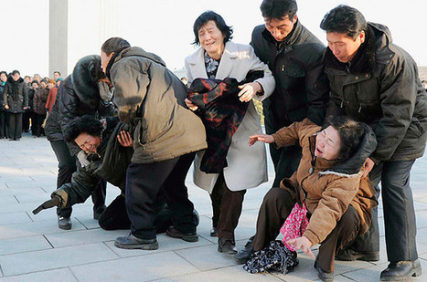 Kim Jong Il: A Dictator's Passing - Photo Essays   AP Human Geography Education   Scoop.it