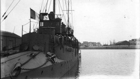Dunkerque : exposition sur la guerre en mer en 14-18 – centenaire 14-18 - France 3 Nord Pas-de-Calais | Nos Racines | Scoop.it