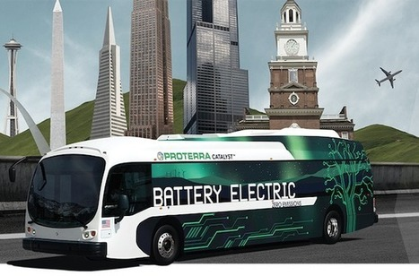 The Great Electric Bus Takeover Has Begun (CleanTechnica Exclusive Interview) | Truckers Daily | Scoop.it
