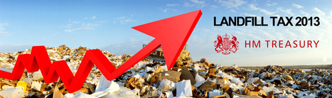 Landfill Tax, the 2013 Budget and how it Affects CheaperWaste Customers | Recycling | Scoop.it