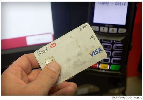 US stores are expected to accept chip-enabled credit cards today, but most aren't ready | Business Transformation | Scoop.it