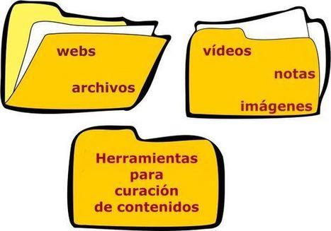Herramientas para la curación de contenidos│@perbea123 | Contenidos digitales | Scoop.it