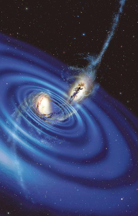 Gravitaatioaallot venyttävät myös ihmisiä | Uskonto | Scoop.it