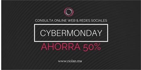 La simple guía para ahorrar en Cyber Monday » Riolan | Redes Sociales - Social Media Marketing | Scoop.it