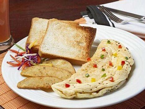 Bent Philipson-White Masala Omelette Recipe For Breakfast | Bent Philipson Chef | Scoop.it