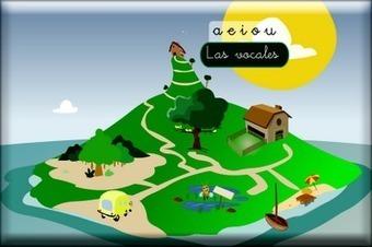 Recopilación de recursos para Educación Infantil: La Isla de las letras | Coderi | Scoop.it