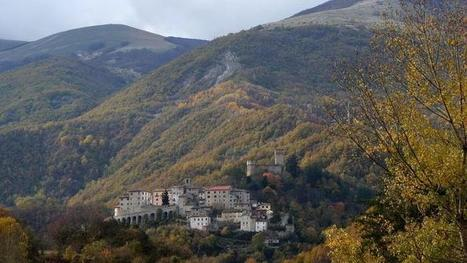 Arquata, la città fortezza dentro due Parchi Naturali | Le Marche un'altra Italia | Scoop.it