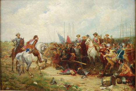 Batalla de Rocroi, 1643 | Una Pica en Flandes | Enseñar Geografía e Historia en Secundaria | Scoop.it