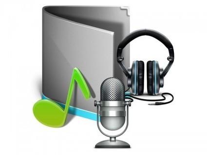 5 services GRATUITS pour créer et partager un enregistrement audio en ligne   Machines Pensantes   Scoop.it